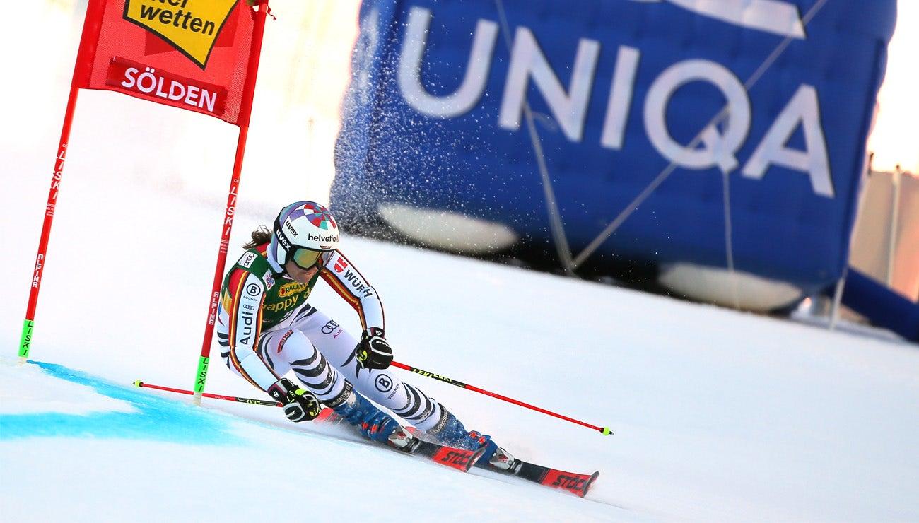 Ouverture de la saison à Sölden: déception pour les athlètes Stöckli