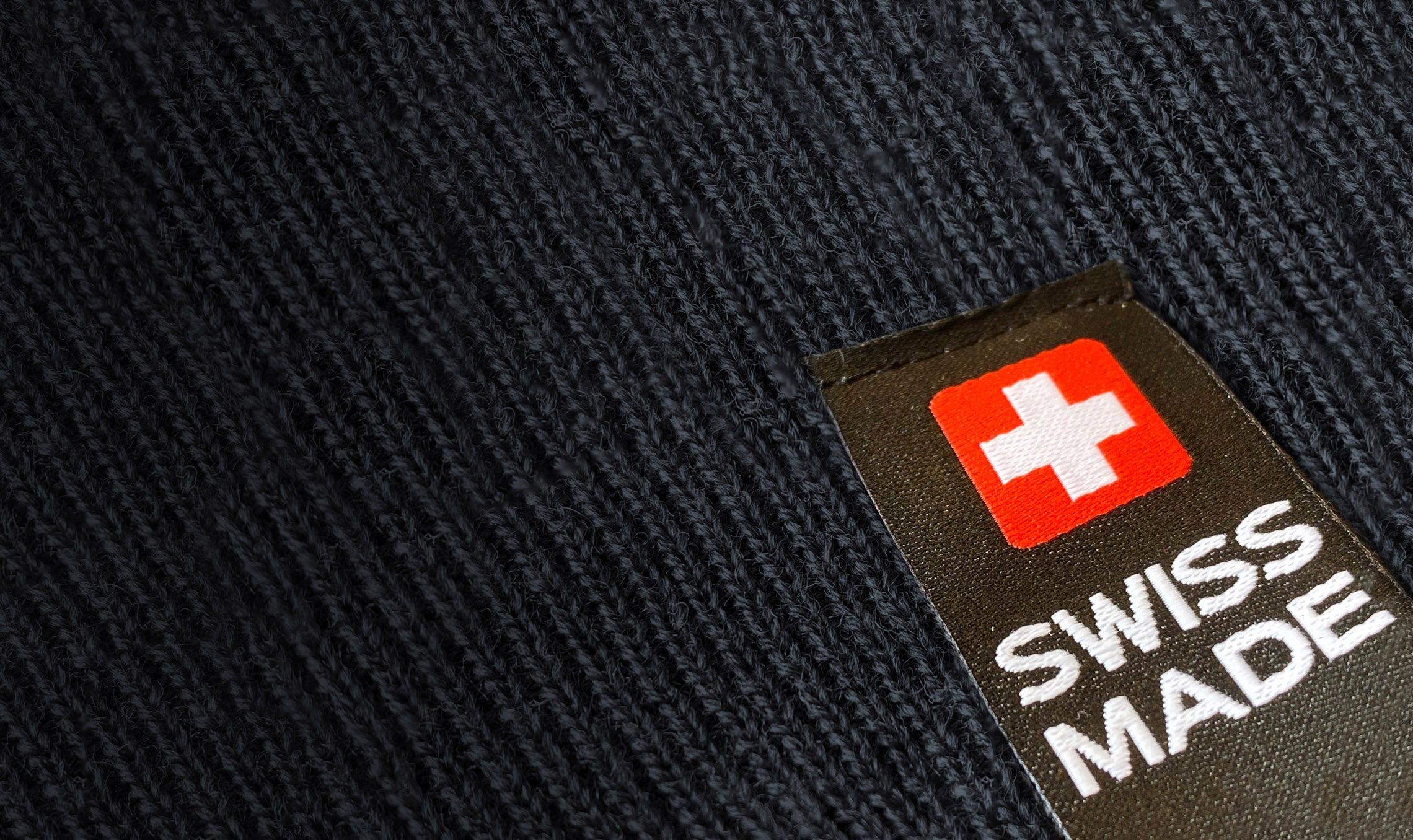 Erster Swiss Made Strickpullover von Stöckli ab 1. September im Verkauf