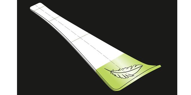 Freeride Tip Technology